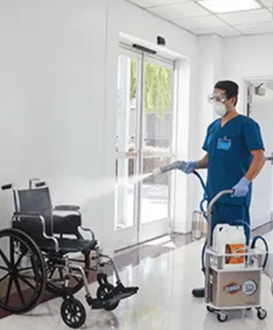 Nursing Home Disinfection Services in Peoria, AZ
