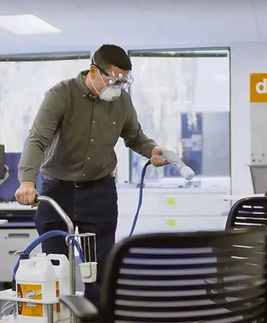 Office Disinfection Services in Peoria, AZ